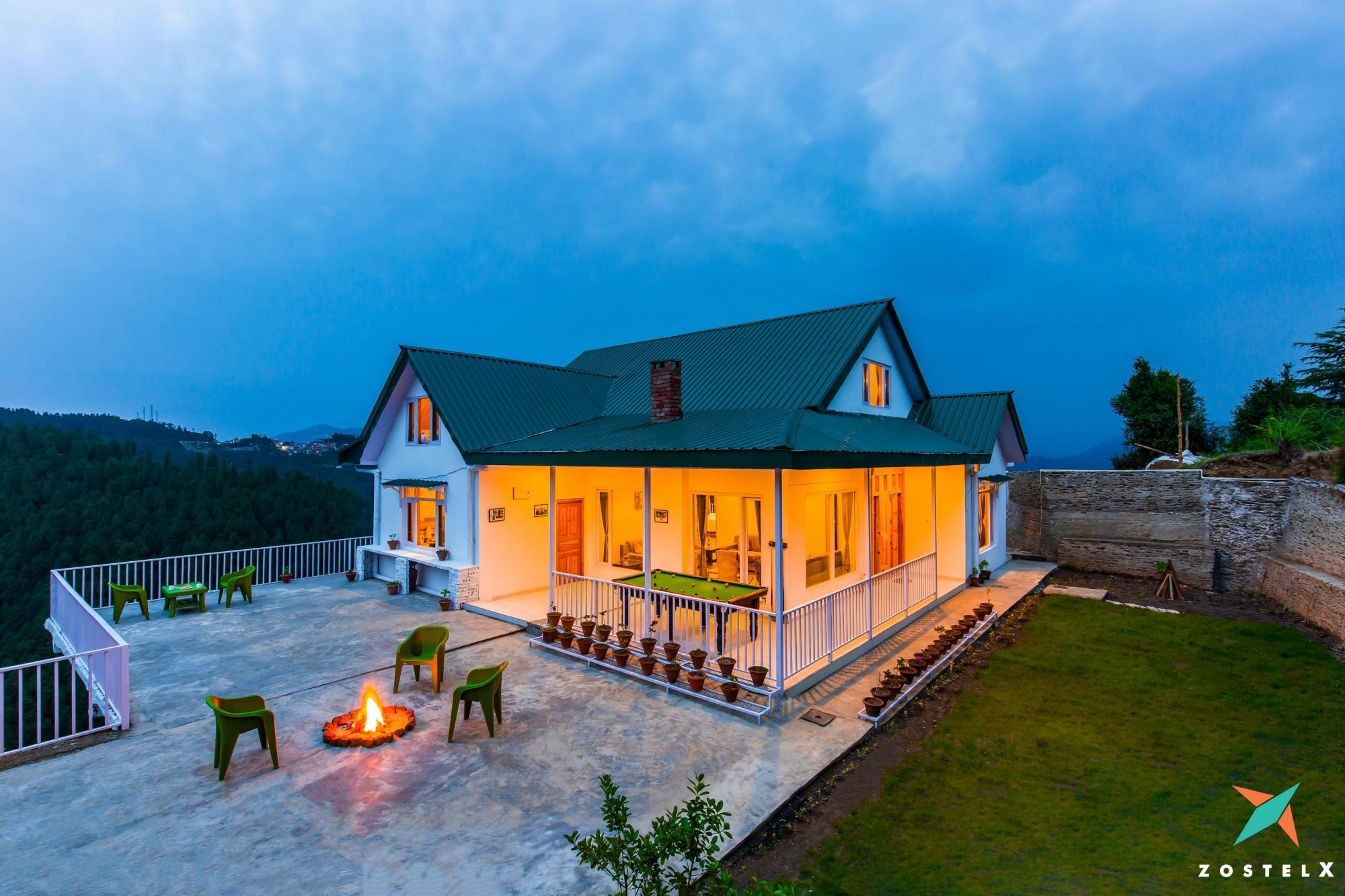 A private luxury homestay in theog Himachal Pradesh