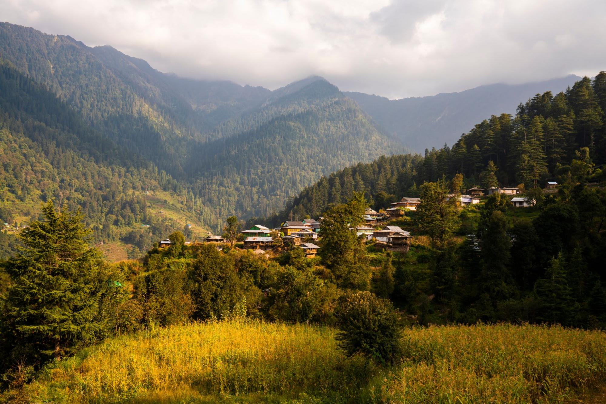 Villages in Shangarh