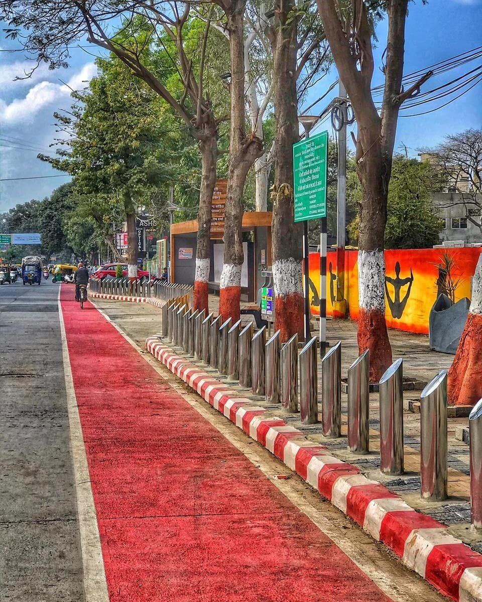 Clean roads and public spaces boost Indore tourism.