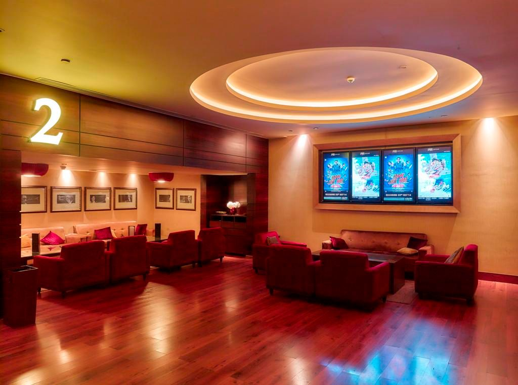 Pheonix PVR is one of the go to places in Mumbai for a movie show.