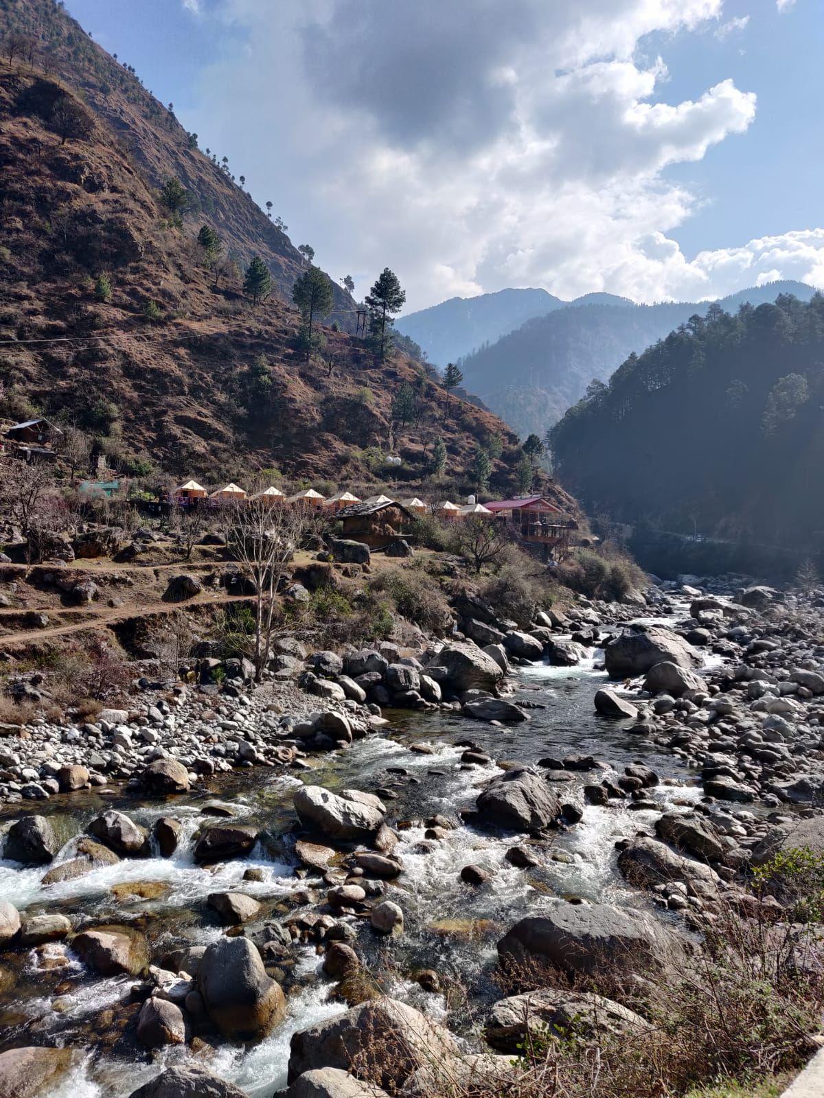Tirthan Valley near Shangarh