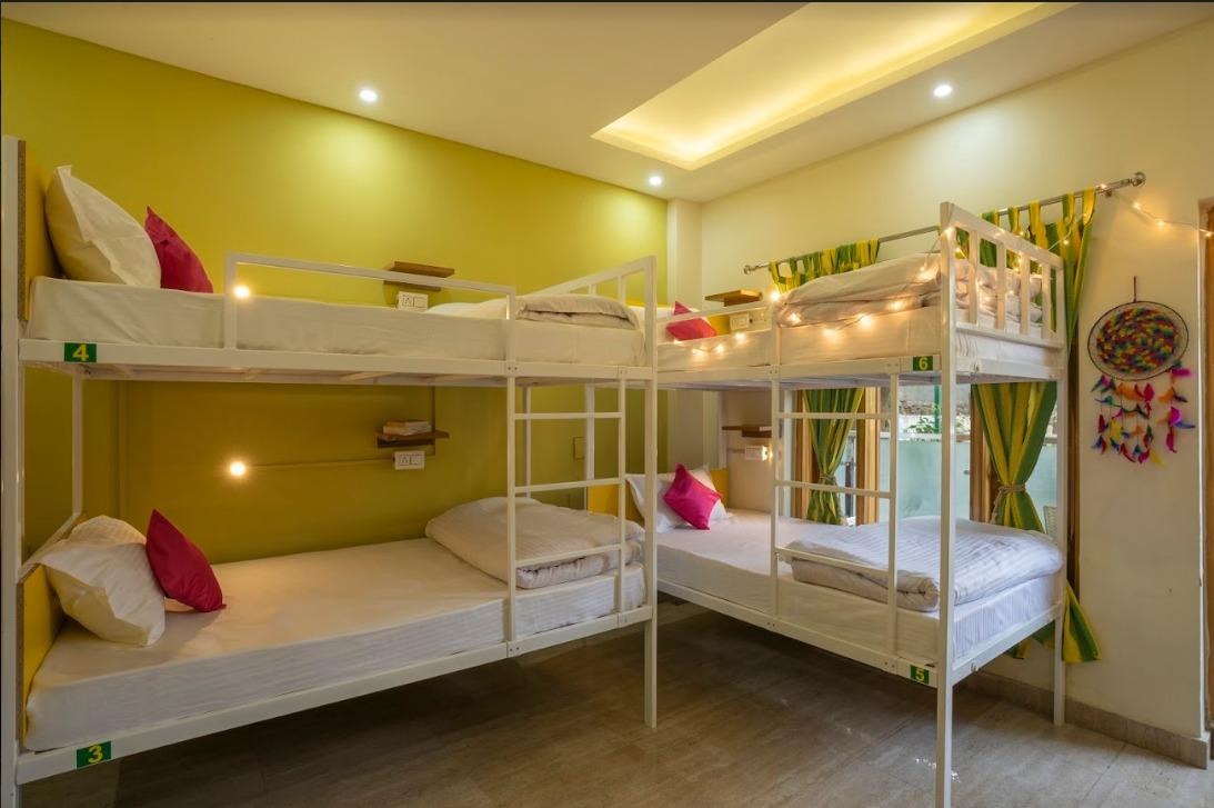 Zostel Rishikesh 2.0, a backpacking hostel in Rishikesh
