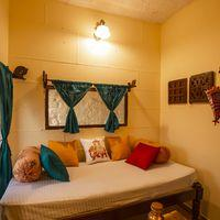 Deluxe private room in Zostel Jaisalmer