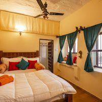 Deluxe private room in Zostel Jaisalmer