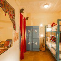 Mixed dorm at Zostel Jaisalmer