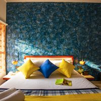 Twin private room at Zostel Aurangabad