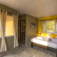 Spacious and well-lit private cottages for the perfect holiday.