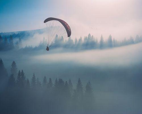 Zostel Escape | Tandem Paragliding in Bir