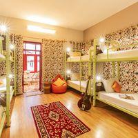 Dorm room in Zostel Srinagar
