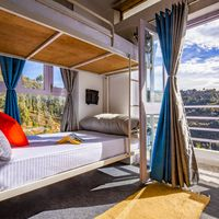 Cosy Bunk beds in Zostel Mukteshwar