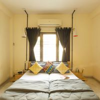 Comfortable and peaceful dorm room of Zostel South Delhi