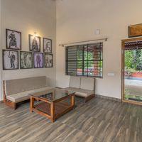 Hall at Hostel