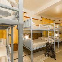 Spacious 8 bed dorm at our Dalhousie hostel