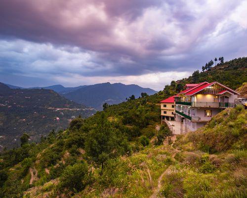 ZostelX Kotkhai, Shimla