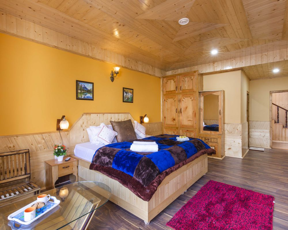 Deluxe Private room in ZostelX Rumsu Naggar