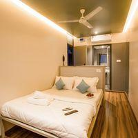 Private room in Zostel Panchgani