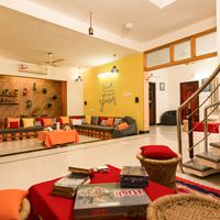 Zostel Chennai Common Room