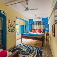 Deluxe private room in Zostel Jodhpur