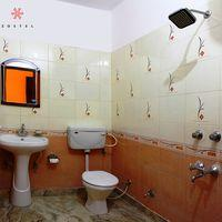 Spacious washrooms for comfy hot showers.