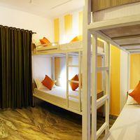 female only dorm in Zostel Rishikesh