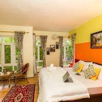 Private room in Zostel Srinagar