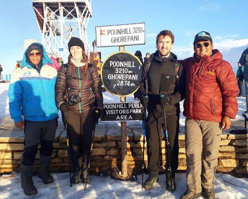 Zostel Escape | Ghorepani-Poonhill Trek(3200m)