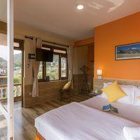Luxury suite with a view of Phewa lake