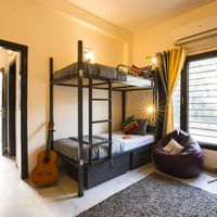 Another view of Zostel South Delhi Dorm