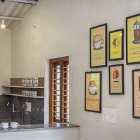 Guest kitchen in Zostel